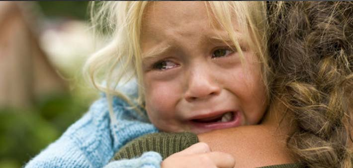Are You Giving Your Spider Phobia To Your Children?